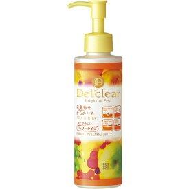 明色化粧品 DETクリアブライト&ピールピーリングジェリー(180ml)