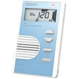 セイコーインスツル Seiko Instruments DM71 メトロノーム アクアブルー