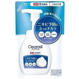 レキットベンキーザー・ジャパン Reckitt Benckiser Clearasil(クレアラシル)薬用泡洗顔料10xつめかえ用180ml【wtcool】
