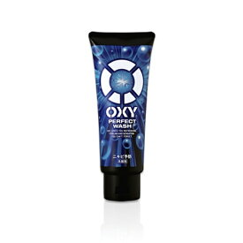 ロート製薬 ROHTO OXY(オキシー)パーフェクトウォッシュ 大容量(200g)〔洗顔料〕【rb_pcp】
