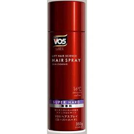 サンスター SUNSTAR VO5(ヴイオーファイブ) for MEN ヘアスプレイ スーパーハード無香料(355g)〔ヘアスプレー〕【rb_pcp】
