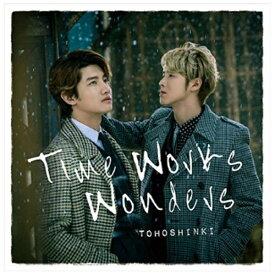 エイベックス・エンタテインメント Avex Entertainment 東方神起/Time Works Wonders(DVD付) 初回限定盤 【CD】