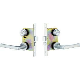 美和ロック MIWA LOCK 木製ドア用レバーハンドル錠 TRWLA501