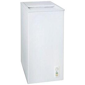 三ツ星貿易 Mitsuboshi Boeki 冷凍庫 Excellence(エクセレンス) ホワイト MA-6058SL [1ドア /上開き /58L][MA6058SL]