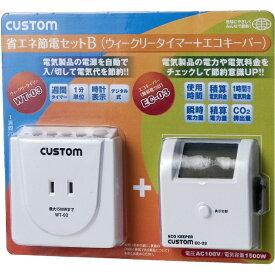 カスタム CUSTOM 節電セットB SDS02B