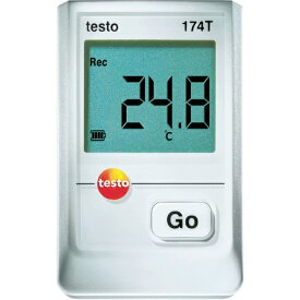 テストー Testo ミニ温度データロガ TESTO174T[TESTO174T]