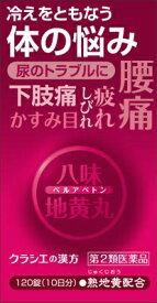 【第2類医薬品】 ベルアベトン(120錠)【wtmedi】クラシエ Kracie