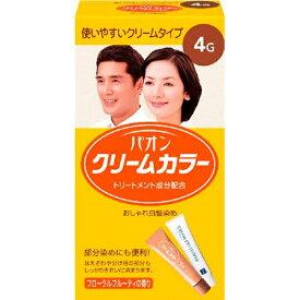 シュワルツコフヘンケル Henkel Japan パオン クリームカラー4-G 自然な栗色