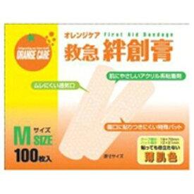 オレンジケア ORANGE CARE 絆創膏 Mサイズ〔絆創膏〕