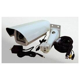 日本セキュリティ販売 Japan security machinery 【屋外用】防犯威嚇カメラカラー(暗視)セット 「モアイMor-eye」 NS-80CS[NS80CS]