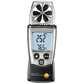 テストー Testo ポケットラインベーン式風速計 TESTO410−1 TESTO4101