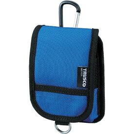 トラスコ中山 コンパクトツールケースワイド 1ポケット ブルー TCTC1202WBL
