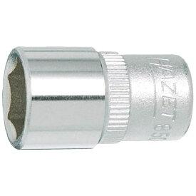 HAZET社 ハゼット ソケットレンチ(6角タイプ・差込角9.5mm) 88010《※画像はイメージです。実際の商品とは異なります》