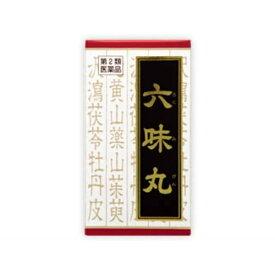 【第2類医薬品】 クラシエ六味丸料エキス錠(180錠)〔漢方薬〕【wtmedi】クラシエ Kracie