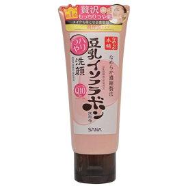 常盤薬品 TOKIWA Pharmaceutical SANA(サナ)なめらか本舗 豆乳イソフラボン含有のハリつや洗顔 (150g) [洗顔フォーム]【wtcool】
