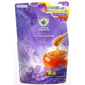P&G ピーアンドジー Herbal Essence(ハーバルエッセンス)うるおいモイスチャー シャンプー つめかえ用 (340ml)〔シャンプー〕【rb_pcp】