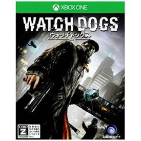 ユービーアイソフト Ubisoft ウォッチドッグス(初回生産版)【Xbox Oneゲームソフト】