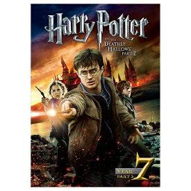 ワーナー ブラザース ハリー・ポッターと死の秘宝 PART2 【DVD】