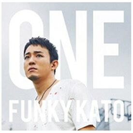 ソニーミュージックマーケティング ファンキー加藤/ONE 初回生産限定盤B 【CD】