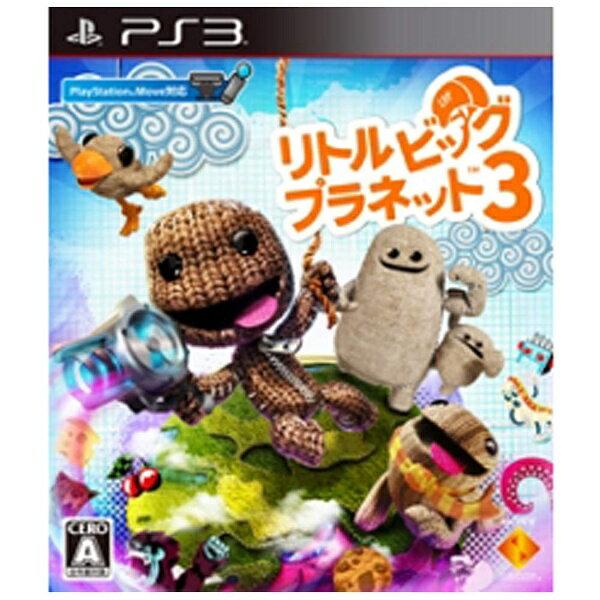ソニーインタラクティブエンタテインメント リトルビッグプラネット3【PS3ゲームソフト】