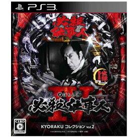 京楽産業ホールディングス ぱちんこ 必殺仕事人IV KYORAKUコレクション Vol.2【PS3ゲームソフト】