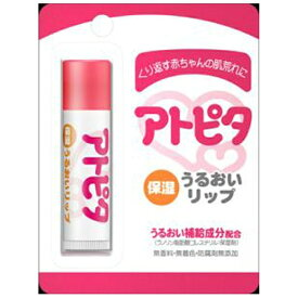 丹平製薬 Tampei アトピタ保湿うるおいリップ 5g〔スキンケア(赤ちゃん用)〕