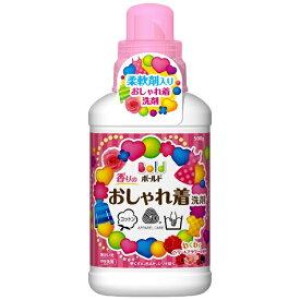 P&G ピーアンドジー Bold(ボールド)香りのおしゃれ着洗剤 (500g)〔衣類洗剤〕【wtnup】