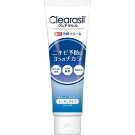 レキットベンキーザー・ジャパン Reckitt Benckiser Clearasil(クレアラシル)薬用洗顔フォーム10x(120g) [洗顔フォーム]【rb_pcp】
