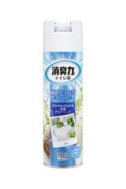 エステー S.T トイレの消臭力スプレー アクアソープ(330ml)〔消臭剤・芳香剤〕【wtnup】
