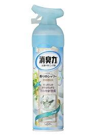 エステー お部屋の消臭力 香りのシャワー せっけんの香り(280ml)〔消臭剤・芳香剤〕