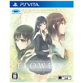 プロトタイプ PROTOTYPE FLOWERS【PS Vitaゲームソフト】