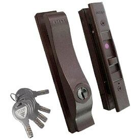 大黒製作所 DAIKOKU DOOR LOCK 万能引違戸錠 ディンプルシリンダータイプ BJ−1 ブロンズ BJ1006