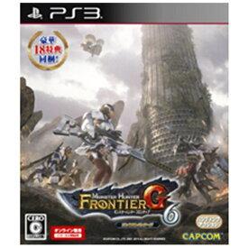 カプコン CAPCOM モンスターハンター フロンティアG6 プレミアムパッケージ【PS3】