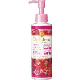 明色化粧品 DETクリアブライト&ピールピーリングジェリーミックスベリー(180ml)