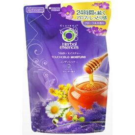 P&G ピーアンドジー Herbal Essence(ハーバルエッセンス)うるおいモイスチャー コンディショナー つめかえ用 (340g)〔リンス・コンディショナー〕【rb_pcp】