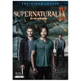 ワーナー ブラザース SUPERNATURAL IX スーパーナチュラル <ナイン・シーズン> DVD コンプリート・ボックス 【DVD】