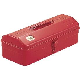 トラスコ中山 山型工具箱 359X150X124 レッド Y350R