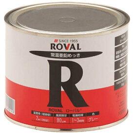 ローバル ROVAL ローバル(常温亜鉛メッキ) 1kg缶 R1KG