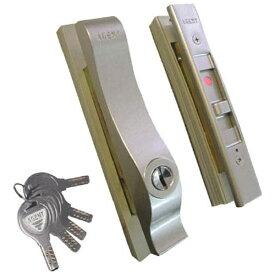 大黒製作所 DAIKOKU DOOR LOCK 万能引違戸錠 ディンプルシリンダータイプ BJ−1 シルバー BJ1007