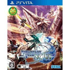 セガ SEGA ファンタシースターノヴァ【PS Vitaゲームソフト】