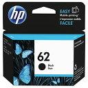 HP エイチピー C2P04AA 純正プリンターインク 62 黒[C2P04AA]【wtcomo】