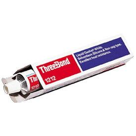 スリーボンド ThreeBond 液状ガスケット シリコン系 100g 白色 非流動タイプ TB1212