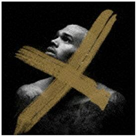 ソニーミュージックマーケティング クリス・ブラウン/X [クリス・ブラウン /CD]