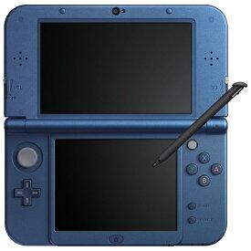 任天堂 Nintendo Newニンテンドー3DS LL メタリックブルー [ゲーム機本体][NEW3DSLLメタリックブルー]
