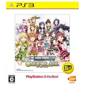 バンダイナムコエンターテインメント BANDAI NAMCO Entertainment アイドルマスター ワンフォーオール PlayStation3 the Best【PS3ゲームソフト】