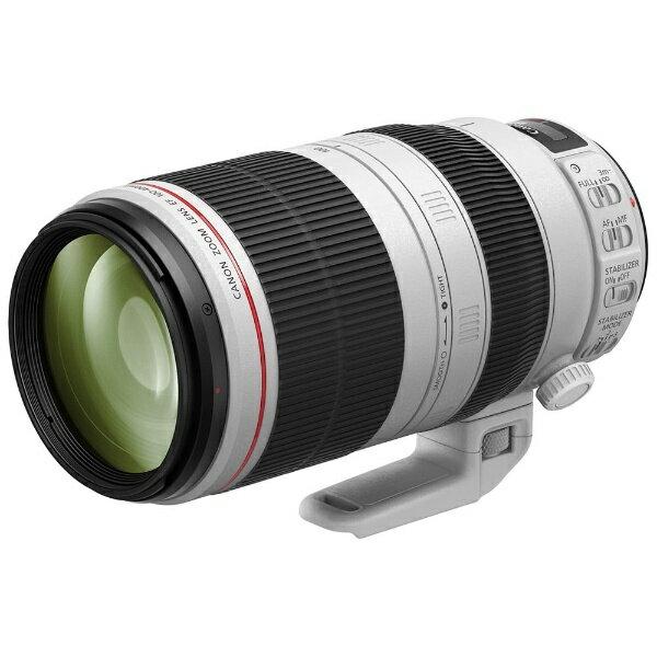 【送料無料】 キヤノン CANON 交換レンズ EF100-400mm F4.5-5.6L IS II USM【キヤノンEFマウント】【日本製】[EF100400LIS2]