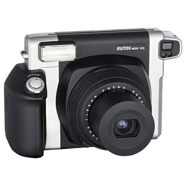 富士フイルム FUJIFILM インスタントカメラ instax WIDE 300 『チェキWIDE』[INSWIDE300]