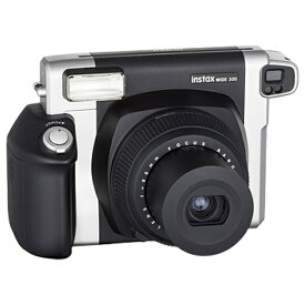富士フイルム FUJIFILM インスタントカメラ instax WIDE 300 『チェキWIDE』[チェキ 本体 カメラ INSWIDE300]