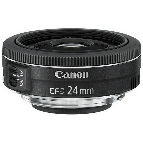 キヤノン CANON カメラレンズ EF-S24mm F2.8 STM【キヤノンEFマウント(APS-C用)】[EFS2428STM]