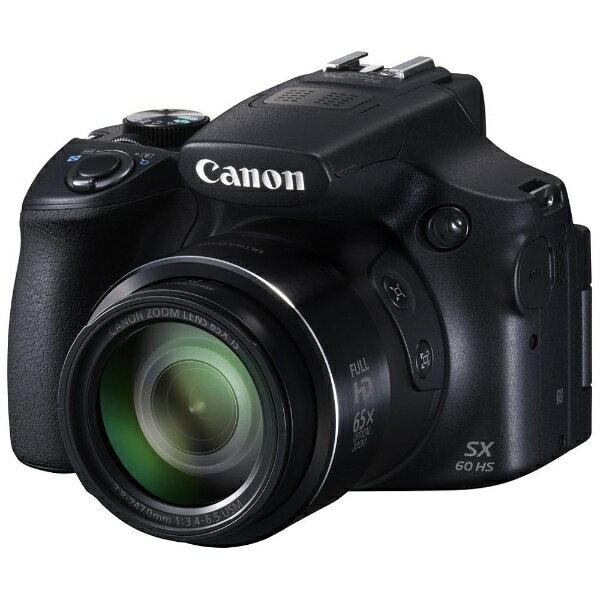【送料無料】 キヤノン CANON コンパクトデジタルカメラ PowerShot(パワーショット) SX60 HS[PSSX60HS]